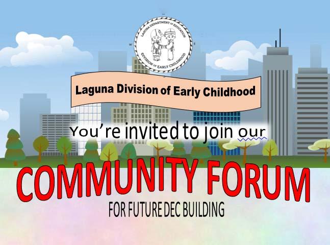 DEC Community Forum