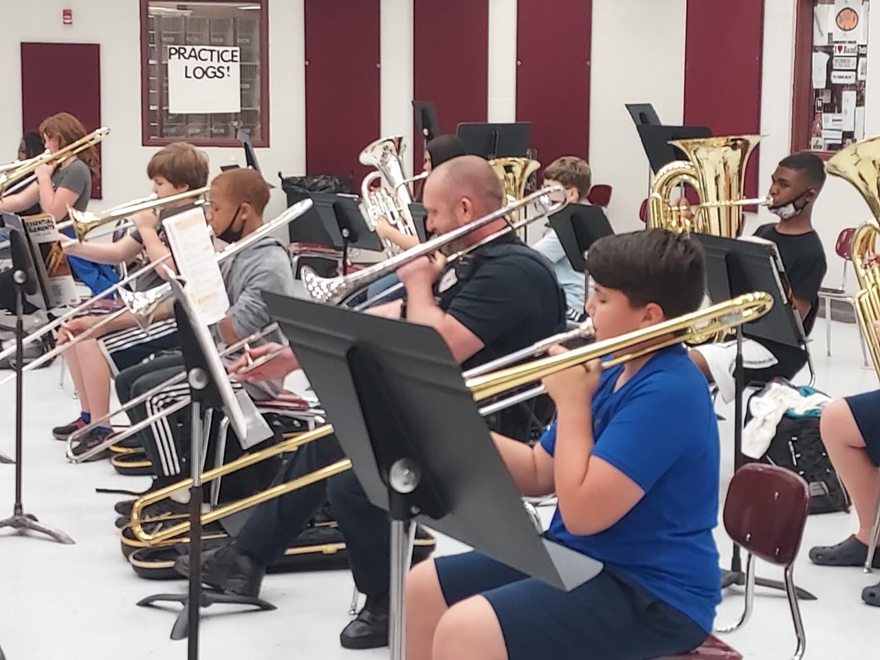 PJHS Band