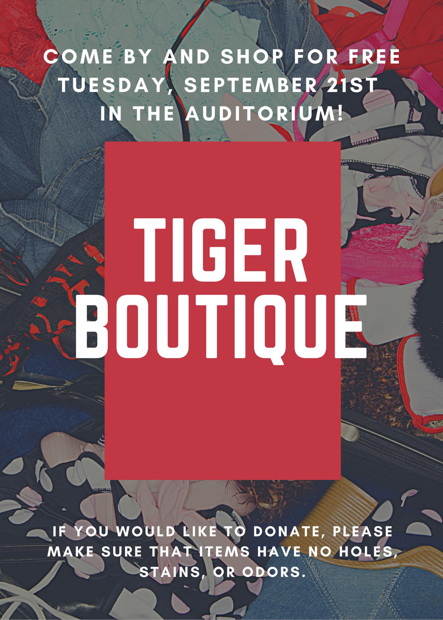 Tiger Boutique
