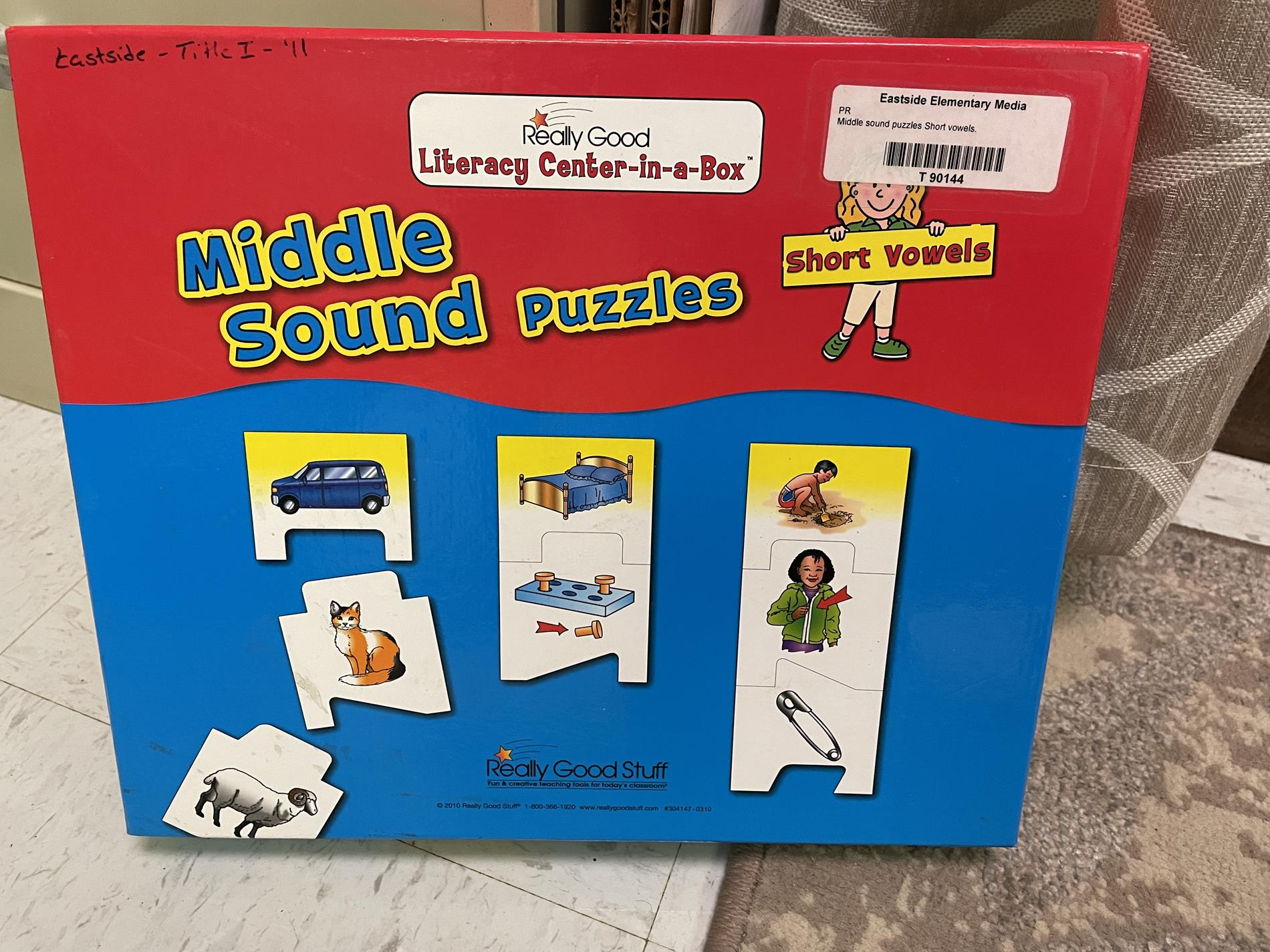 middle sounds game