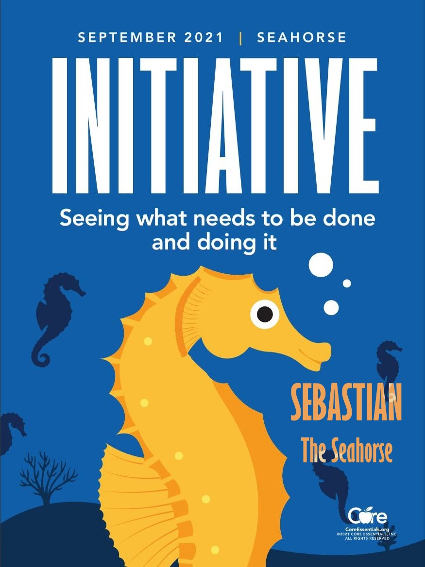 Sebastian the Seahorse
