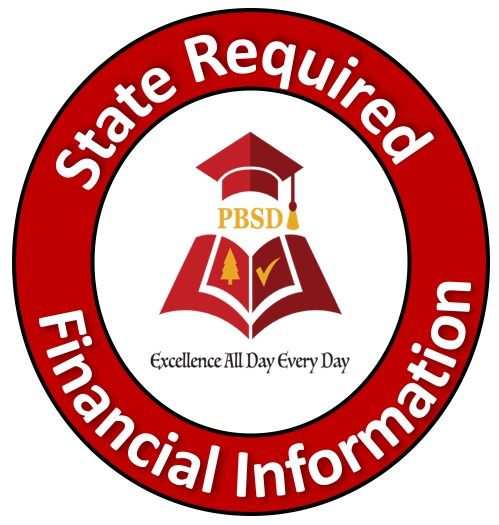 State Required Financial Information