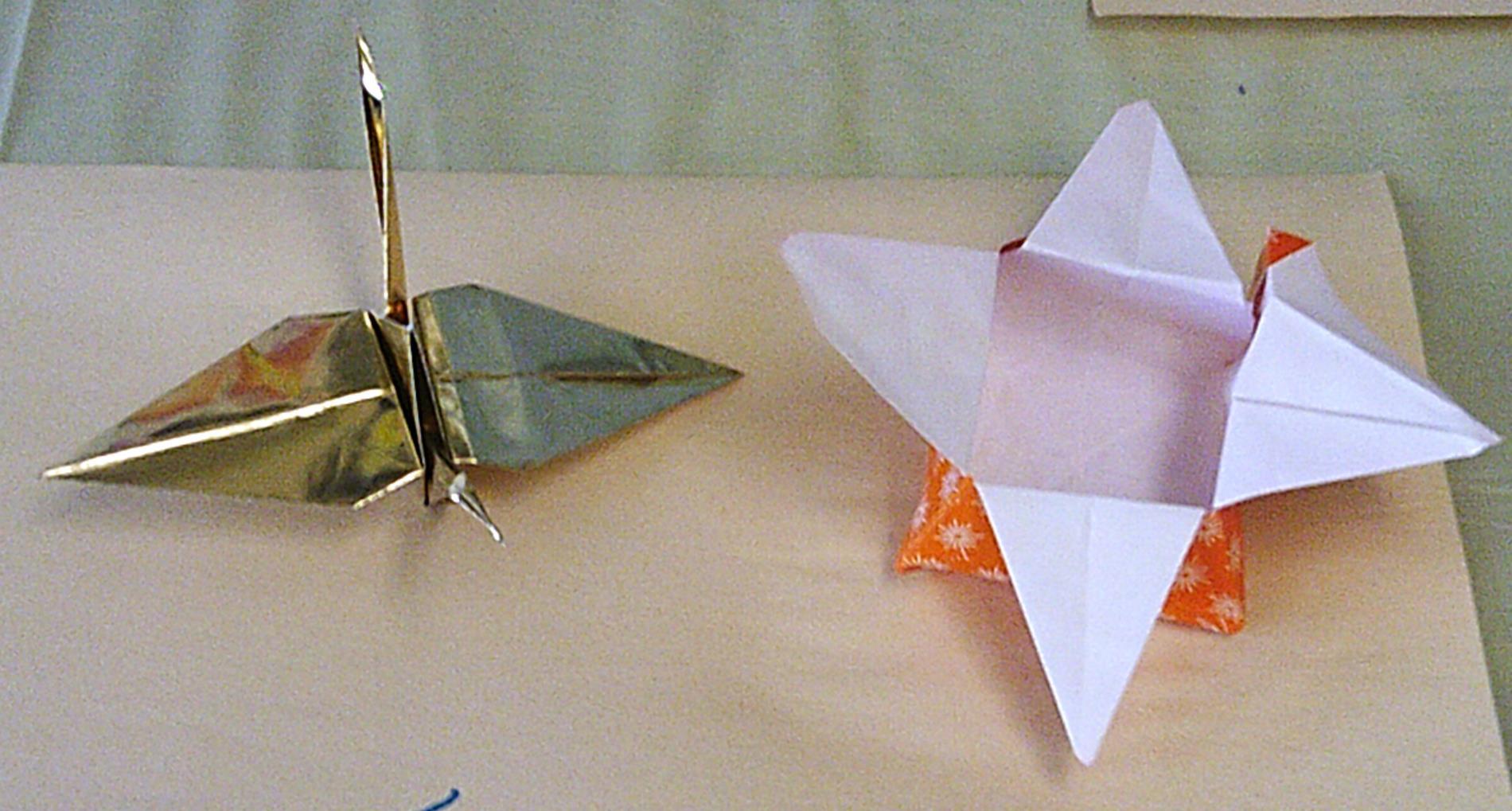 Japan Origami Julie