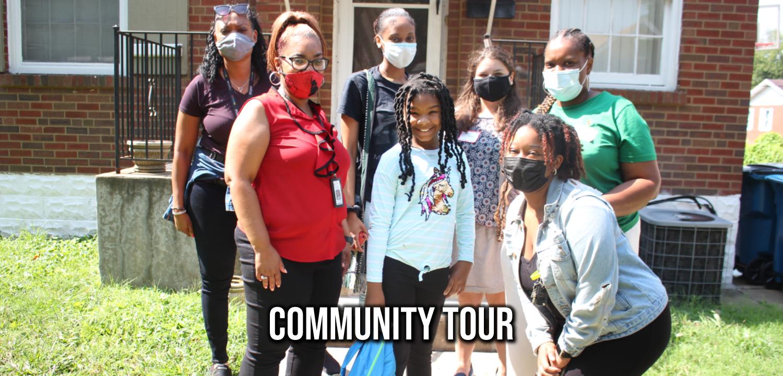 community tour