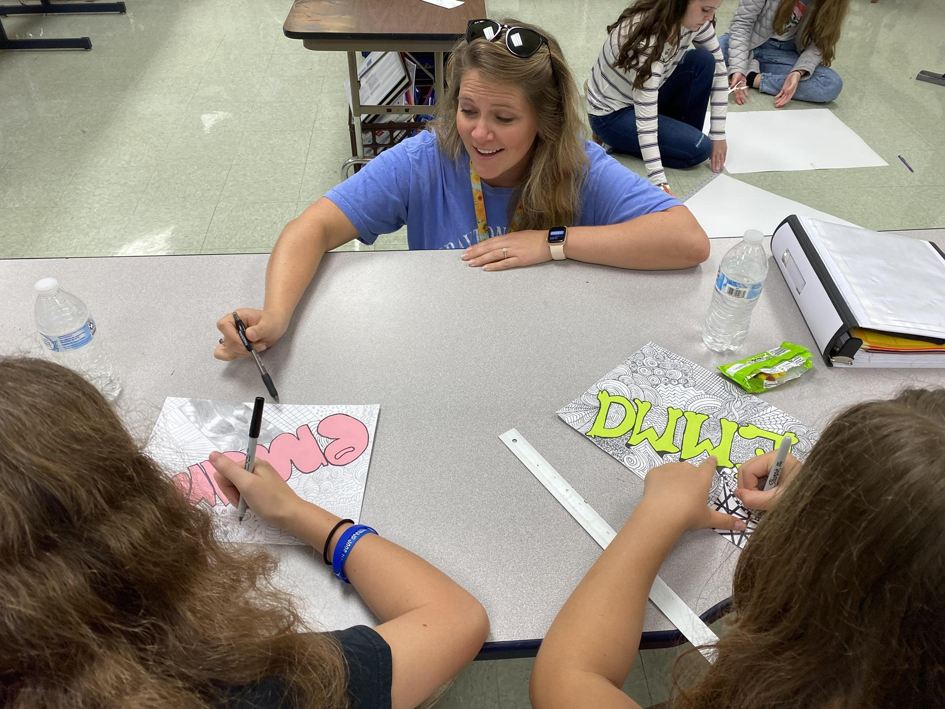 Teacher Interview - Ms. Reynolds