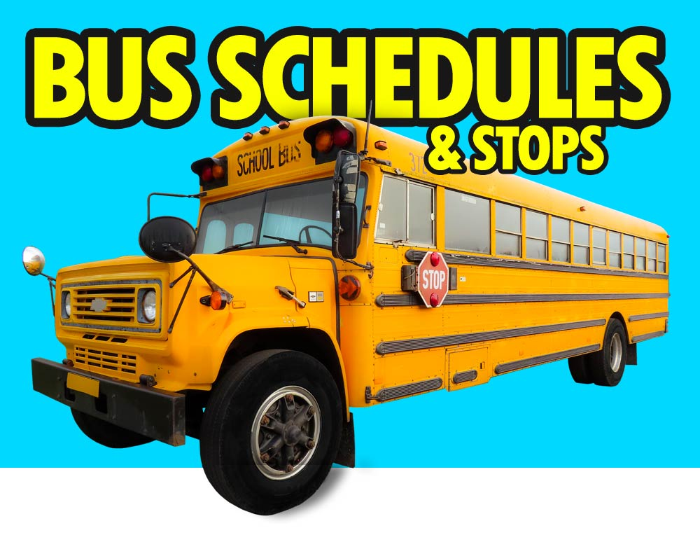 Bus Schedule and Stops