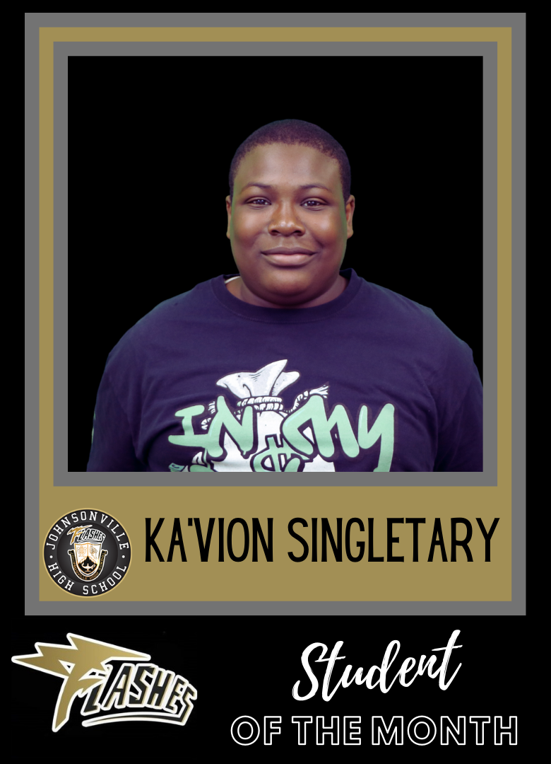 Ka'Vion Singletary