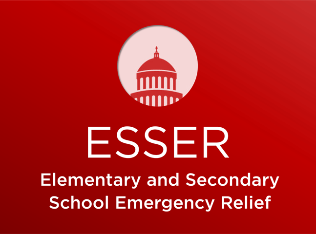 New Chromebooks and ESSER Funds