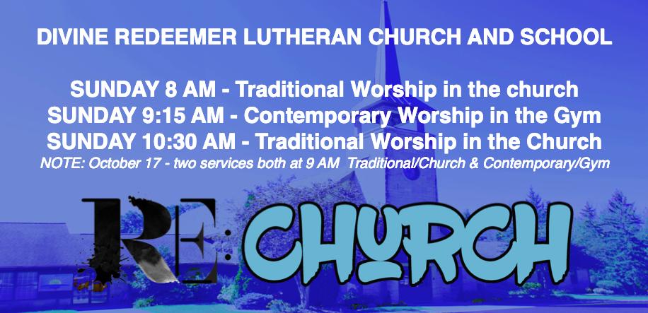 Worship Times Slide