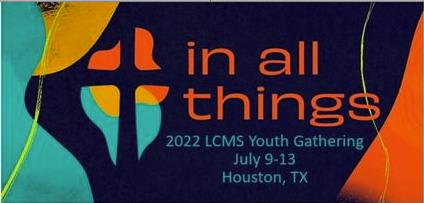 2022 National Youth Gathering Logo