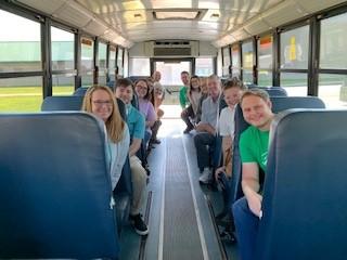New teachers tour Ballard County