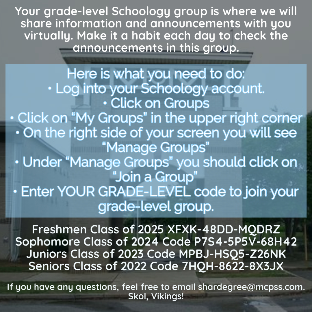 Schoology Groups