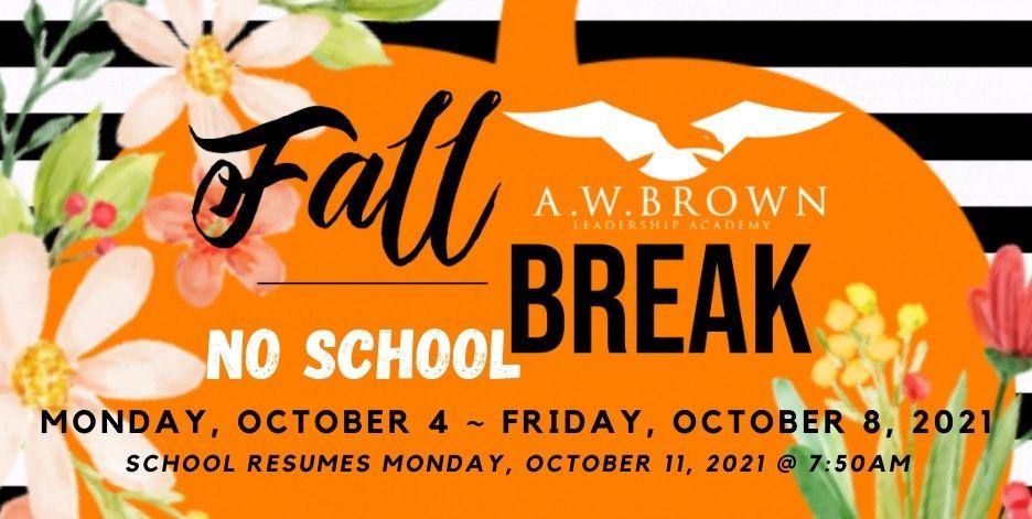 2021 Fall Break