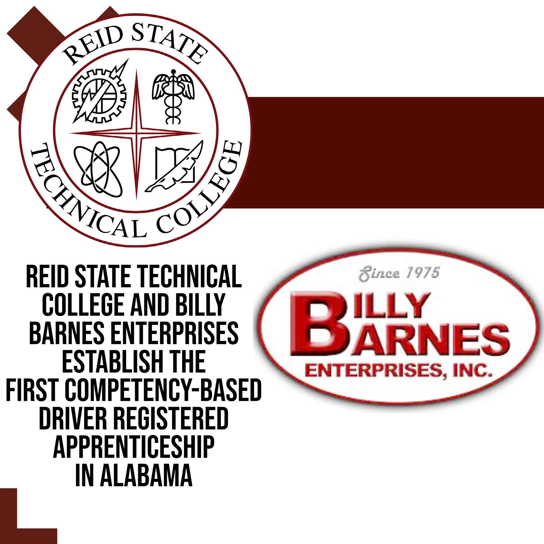 RSTC Billy Barnes