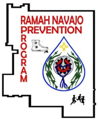 Ramah Navajo Prevention Logo