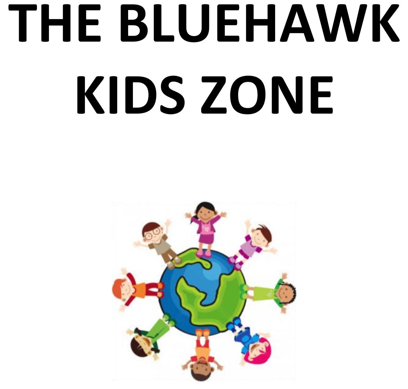 Bluehawk Kids Zone Application
