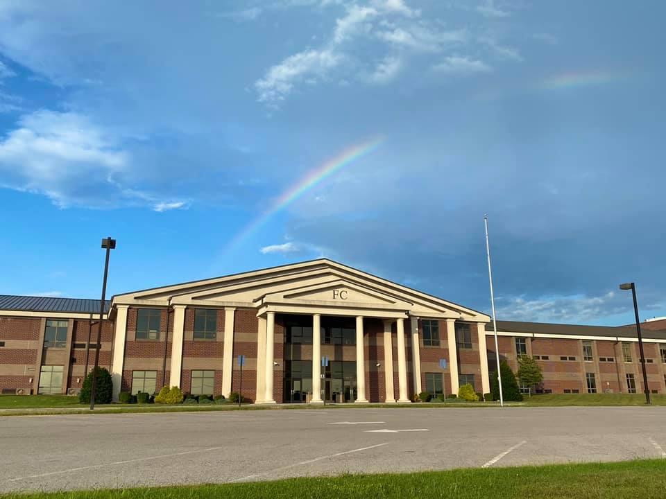 FCHS school building