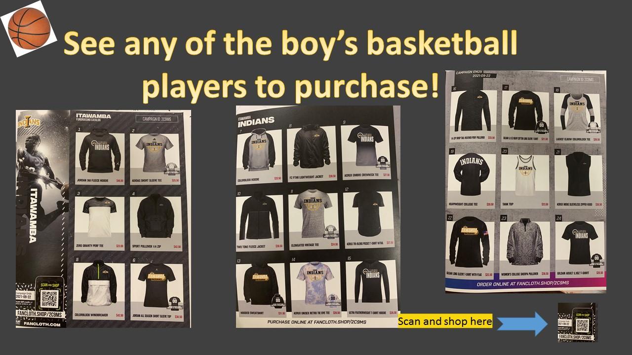 Basketball Sales