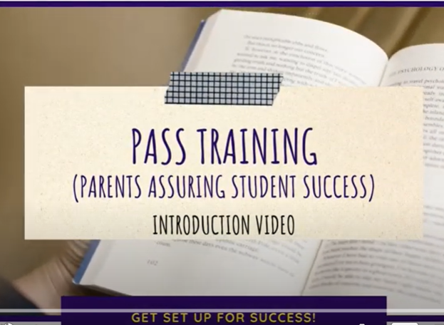 PASS Training - Introductory Video