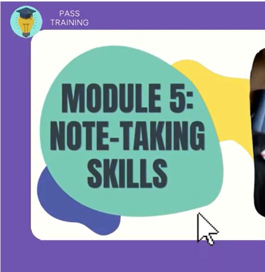 PASS TRAINING Module 5
