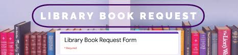 Library Book Request