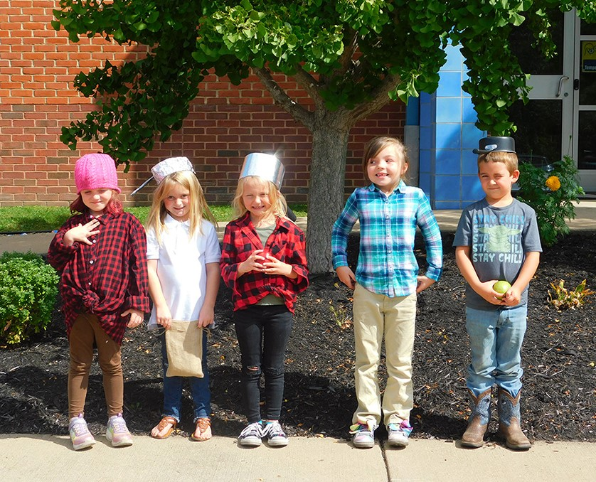 Johnny Appleseed celebrated at SLES