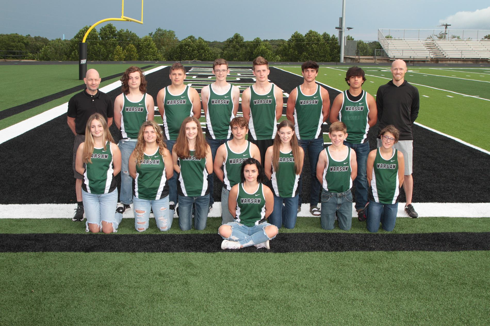 WHS CROSS COUNTRY TEAM