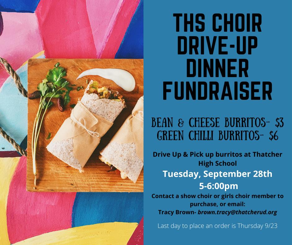 THS Choir Fundraiser