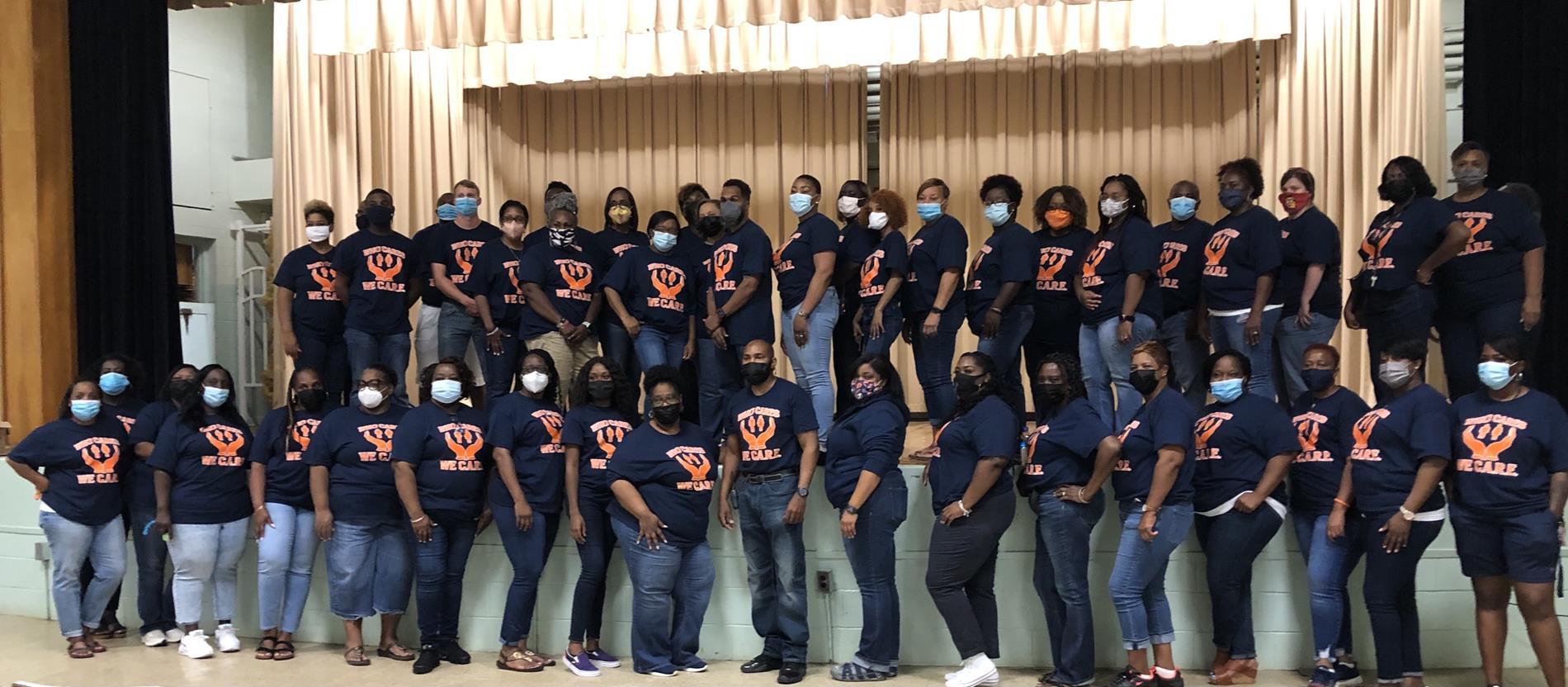 Francis Marion School Staff