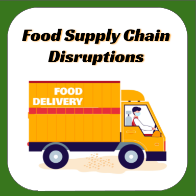 Food Supply Chain Disruptions