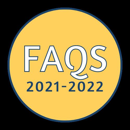 FAQS for 2021-2022
