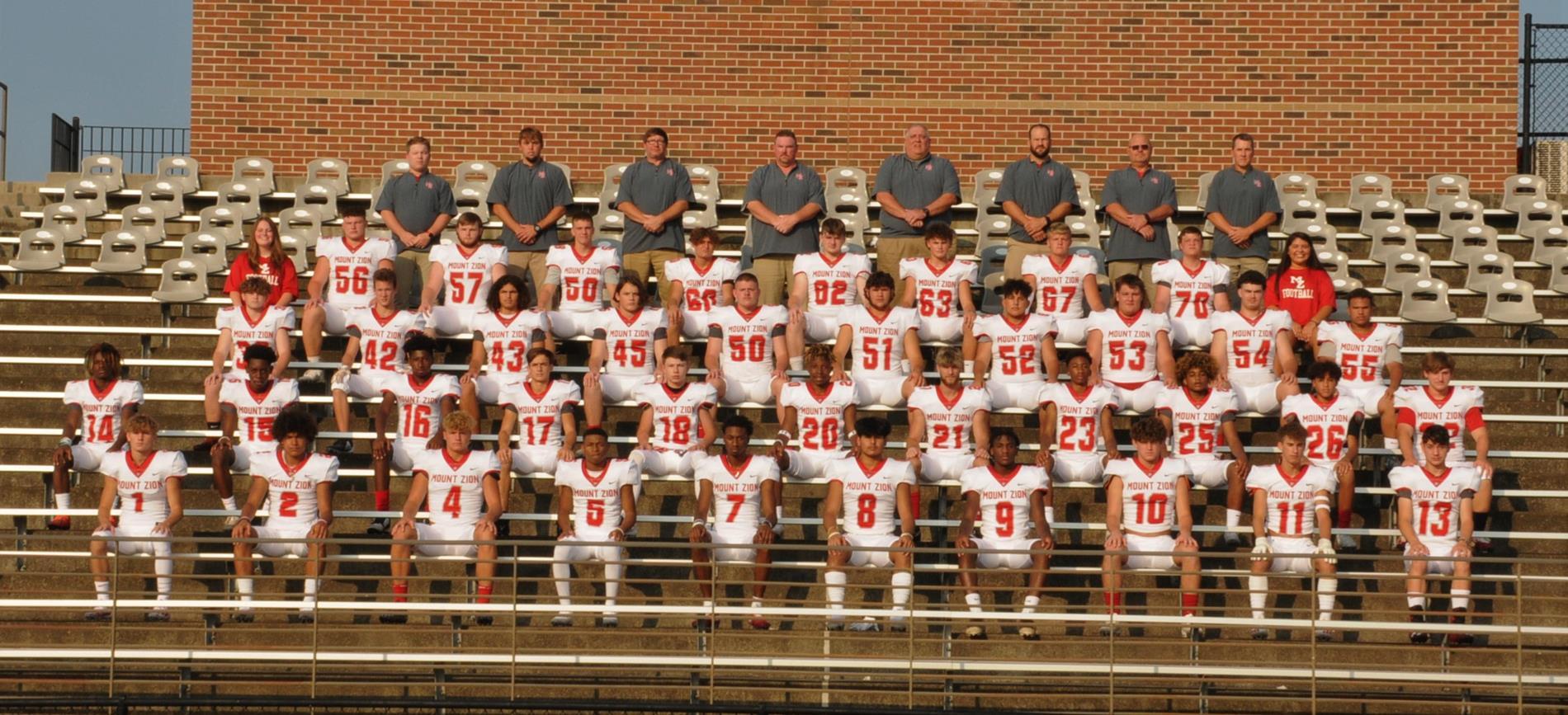 2021 Football Team