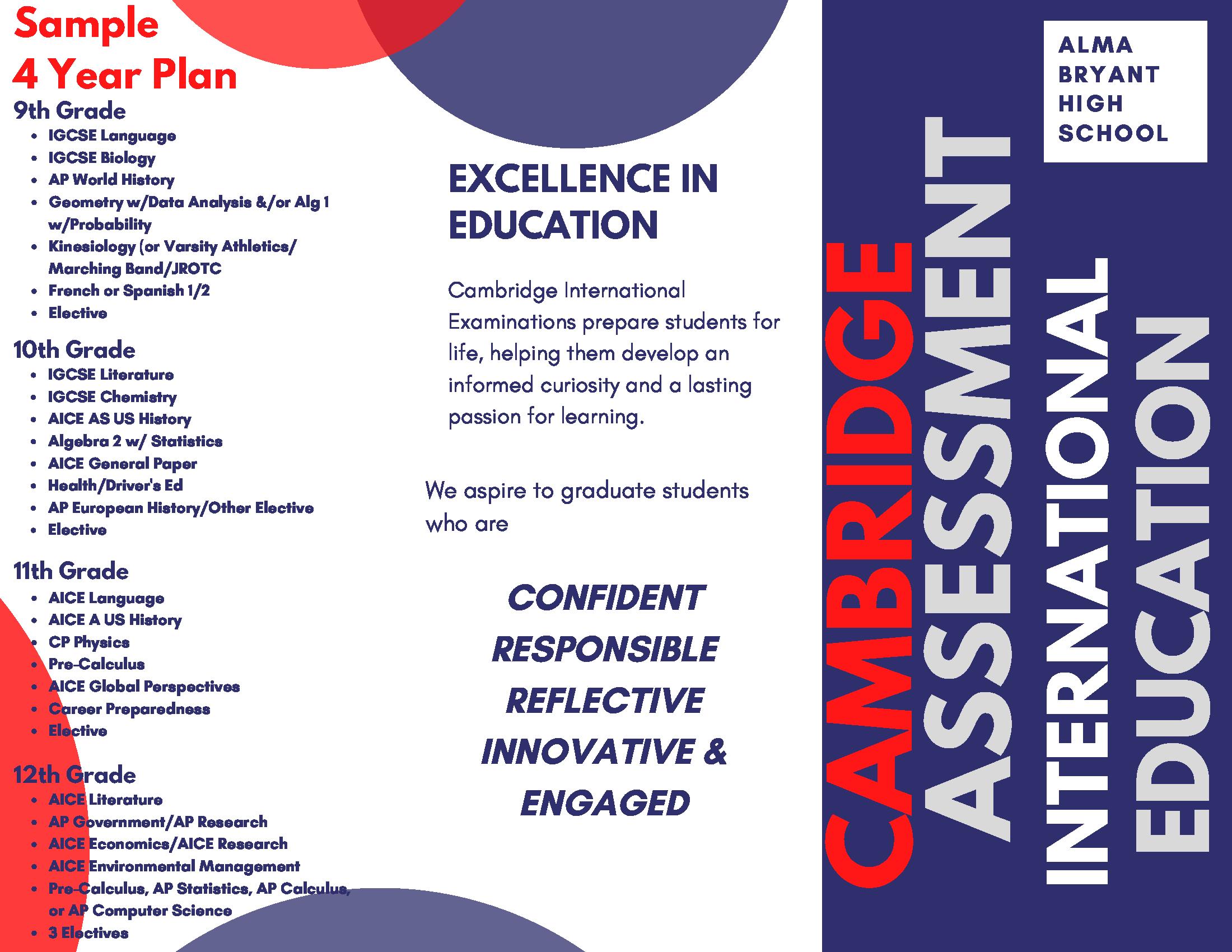 Cambridge Brochure