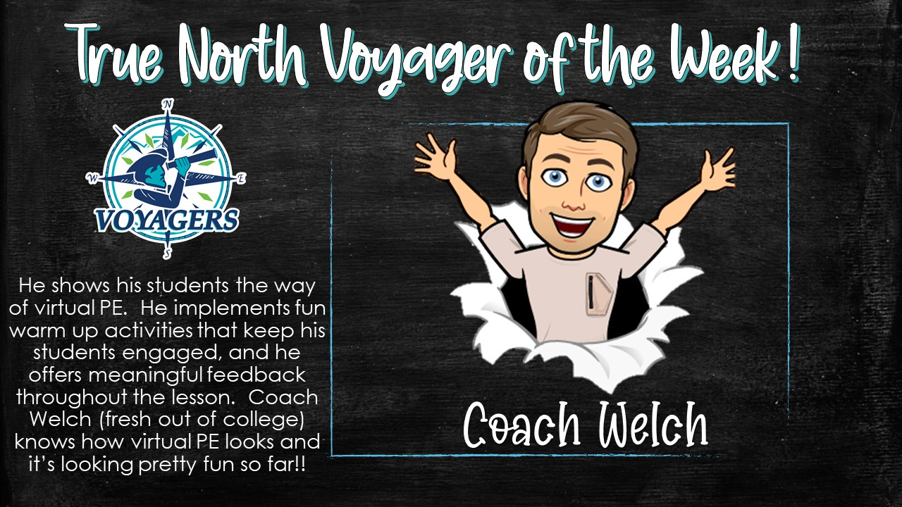 Voyager of the Week