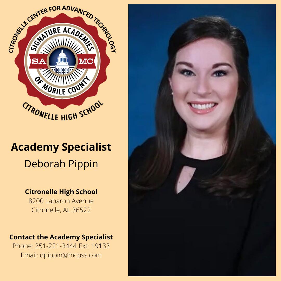 Deborah Pippin - Academy Specialist