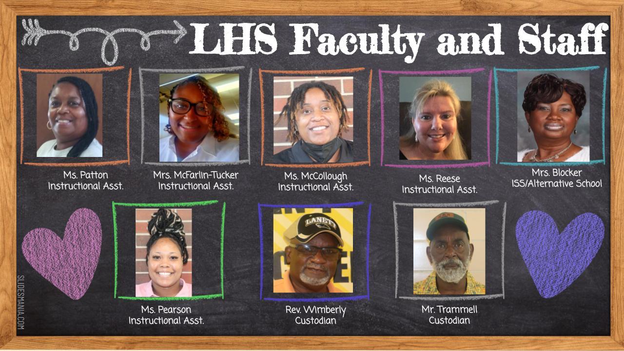 LHS Teachers & Staff 3