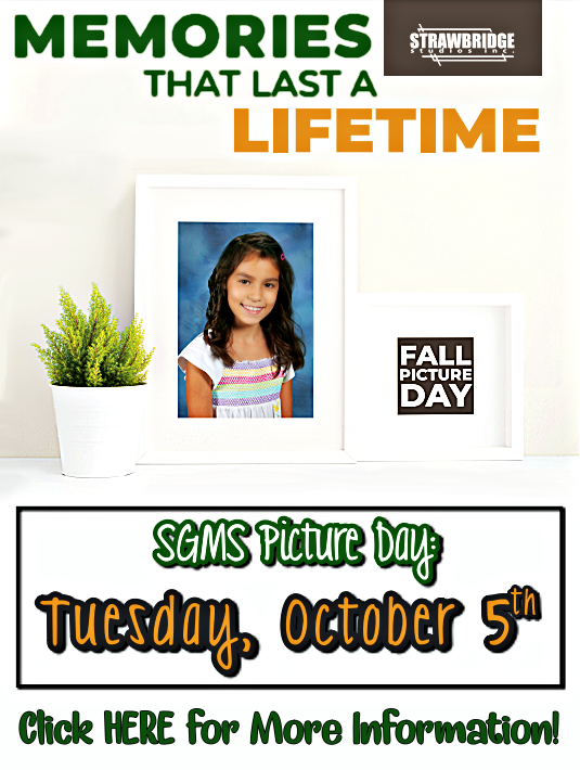 Picture Day October 5th