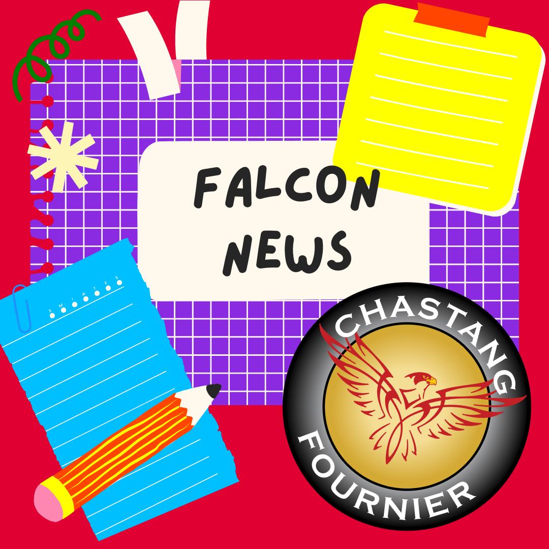Falcon News Button