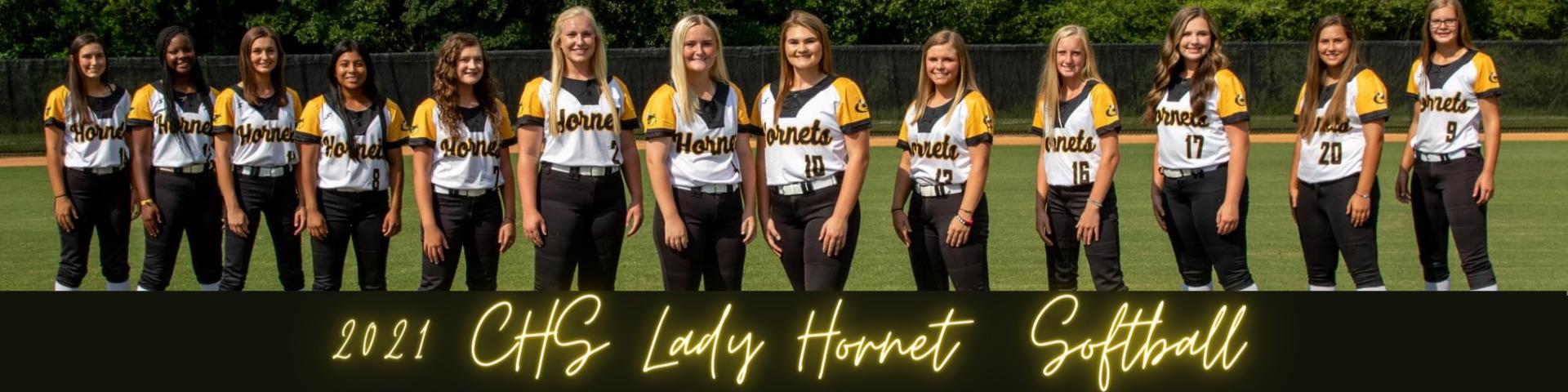 Lady Hornet Softball