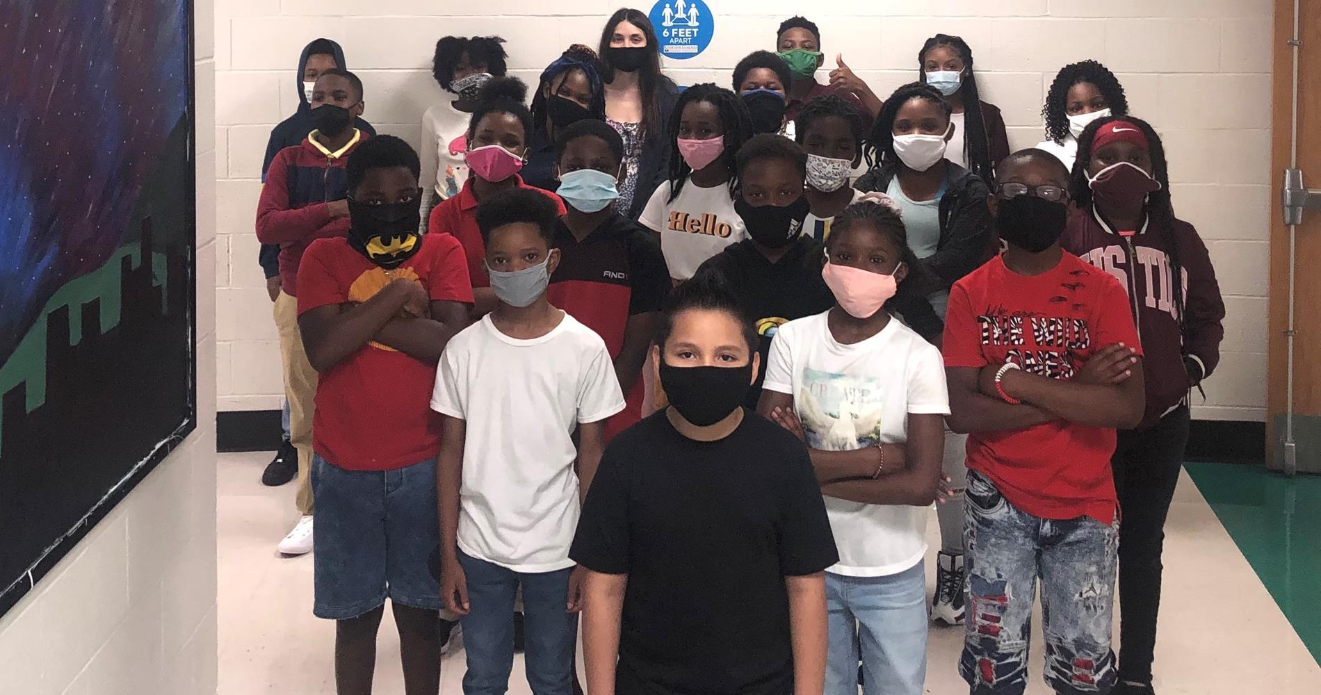 5th Grade Class Picture