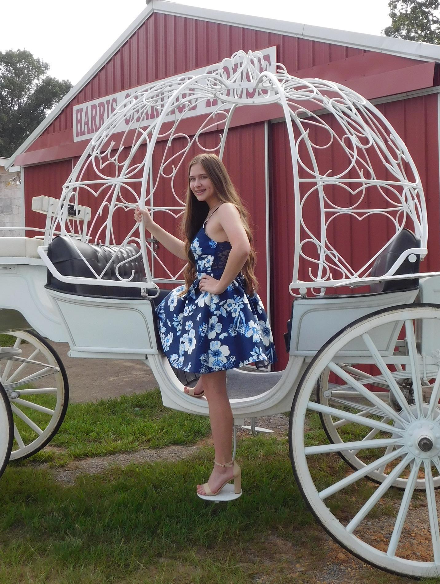 Kelsey McLaughlin-9th Grade Representative