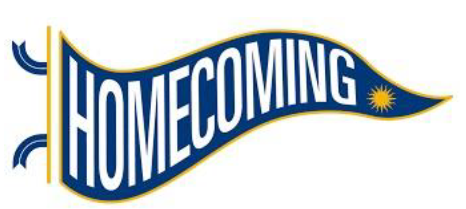 Homecoming graphic
