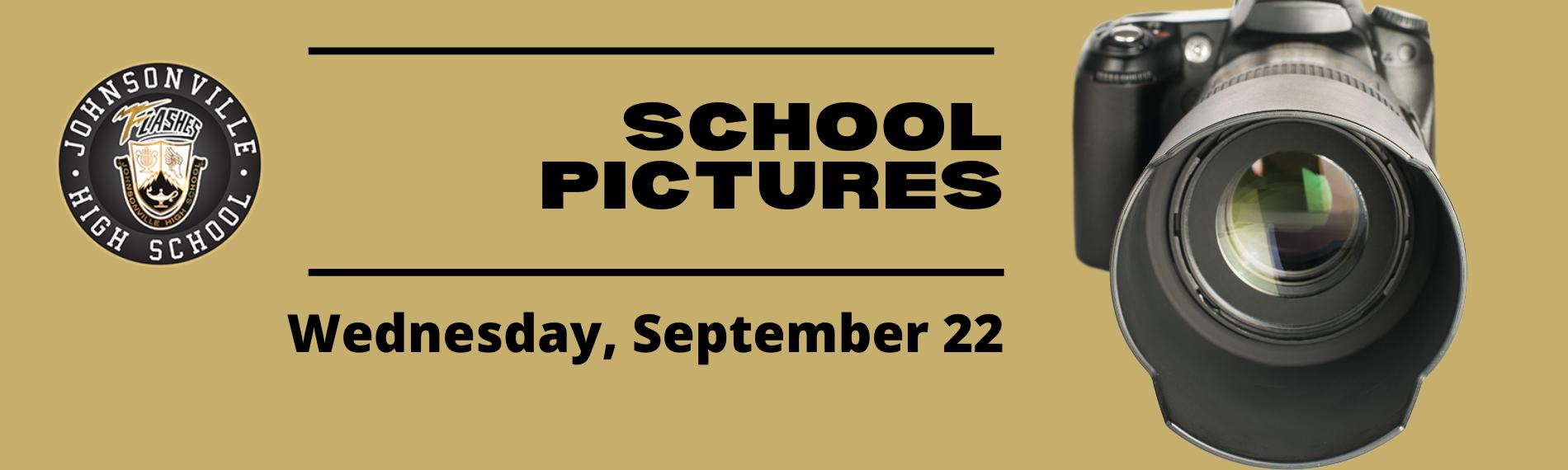 School Pictures: September 22