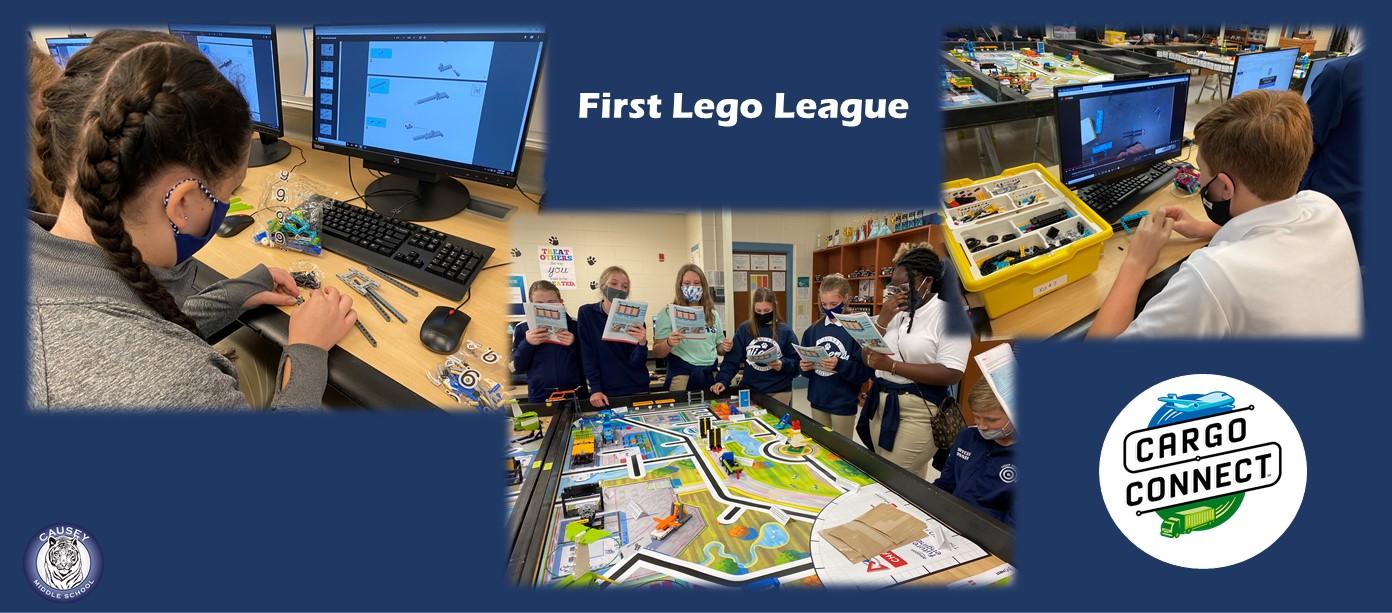 Causey Robotics FLL Teams