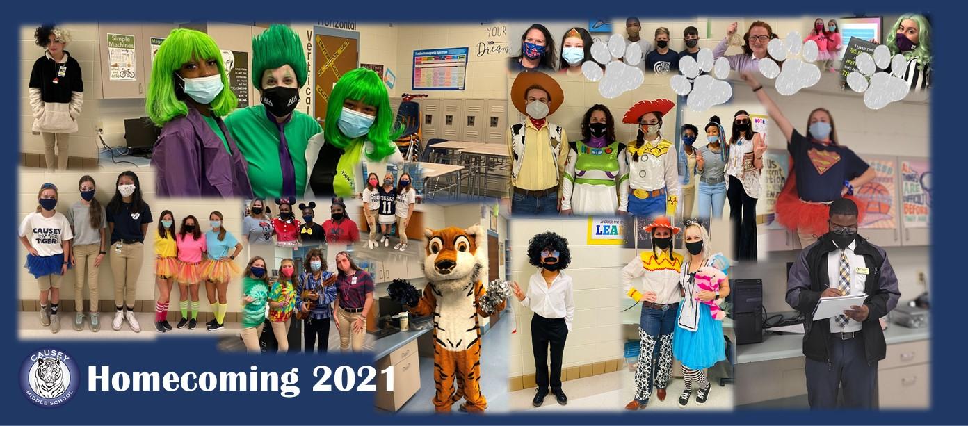 Homecoming Week 2021 pics