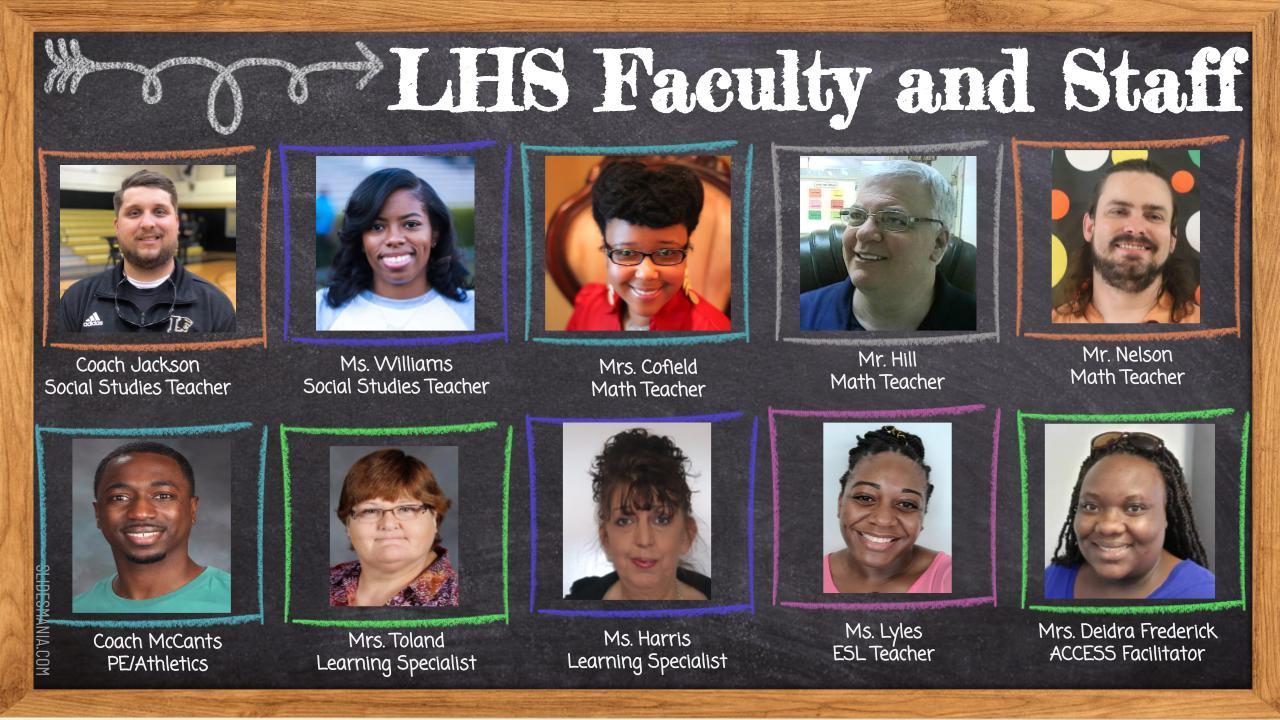 LHS Teachers & Staff 2