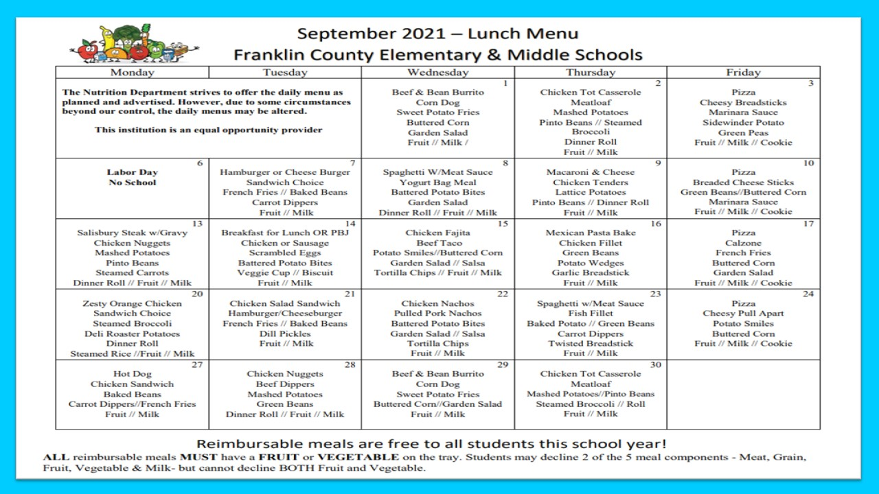 Sept lunch