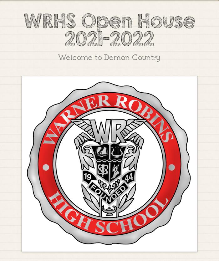 WRHS Virtual Open House--21