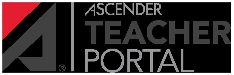 Ascender TEACHER portal
