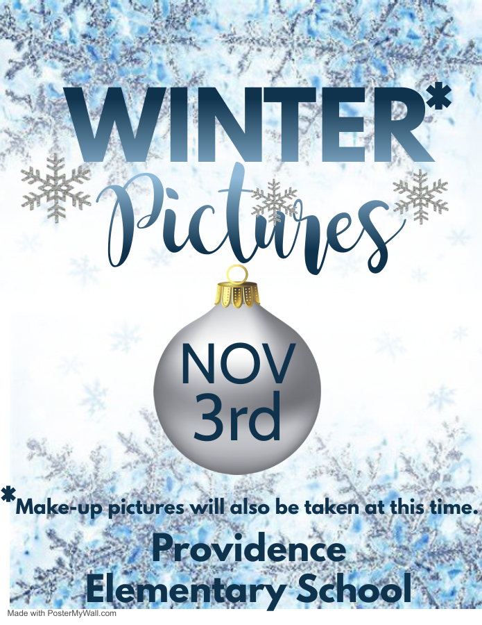 Winter Pictures Flyer